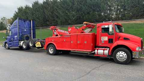 Heavy Towing Service Toms River NJ