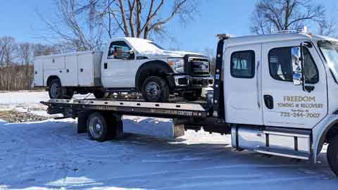 Toms River Towing Rates